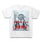 『 ジャック・オー・ランタン 』Tシャツ Made in jami
