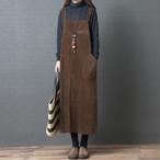 【dress】レトロ文芸スタイル人気爆発ワンピース 24536041