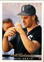 MLBカード 93UPPERDECK Scott Radinsky #298 WHITE SOX