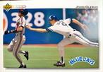 MLBカード 92UPPERDECK John Olerud #375 BLUEJAYS