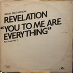 Revelation -  You To Me Are Everything
