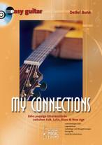AMB3025 My Connections / Detlef Bunk (TAB譜CD付)