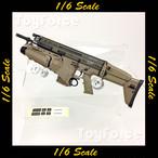 【05618】 1/6 MK17 SCAR / ランチャー Easy & Simple