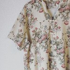 vintage flower china tops