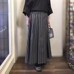 ファボ通掲載 [申込番号 6305]ストライプスカート #KEIKO SUZUKI ケイコ スズキ