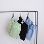 20%OFF MERCIU SLIT SHORT PANTS(全3色/90cm〜130cm)