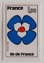 イル・ド・フランス / フランス 1978
