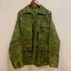 ~70's Vietnam Camouflage Pattern Quilting Jacket