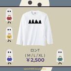 """【数量限定】"""" ghost """" ロンT"""