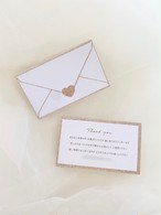 【マスクケース用オプション】メッセージカード
