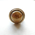 60s vintage ring made in france