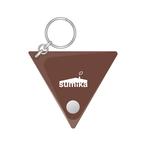 sumika / クリアコインケース(ブラウン)