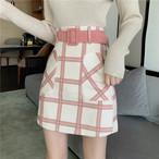 【bottoms】気質アップ2色可愛さをプラススカート25615815