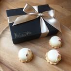半生ホワイトチョコクッキー(当店オリジナル)【6個入り】