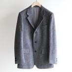 UNION LAUNCH【 mens 】herringbone tweed 3b jacket