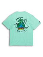 COVID-19 TEE mintgreen