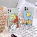 Tarot card iphone case