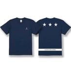 【C&H T-shirt】/ indigo