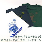 Noweee Tシャツ バックプリント サムネイル
