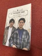 X+2020年写真集「KONJAKU」(/・ω・)/A5サイズ20ページ