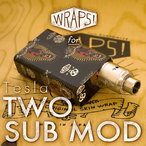 WRAPS! for Tesla two sub MOD