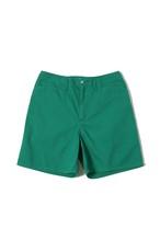 Cotton Twill Frisco Shorts / right green