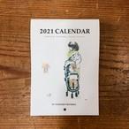 土田菜摘 2021カレンダー
