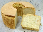 米粉シフォンケーキ 味は15種類から選択(17㎝ホール)