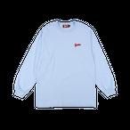 K'rooklyn Long Sleeve T-Shirt -Light Blue-