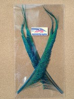 【BLUE/GREEN】Peacock Sword 2 pair ( 4pcs )