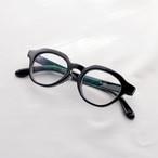 YY - 1 19 / crown pant glasses (clear lens)