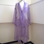 【RehersalL】mesh coat (purple)/【リハーズオール】メッシュコート(パープル)