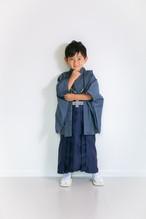 受注 5歳 7歳 男子 羽織袴7点セット