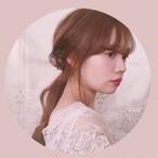 Classical  Flower Design _ Hair Clip