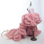 kids import dress flower pink white positive spanish girl colorful happy formal party garden princessdress インポートドレス ピンク 子供 キッズ カラフル お姫様