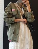 予約注文商品 ビンテージランドジャケット ジャケット 韓国ファッション
