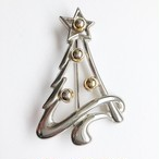 design tree brooch[b-225]