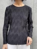 (TOYO) pleats design tops