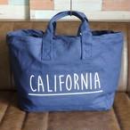 トートバッグ キャンパス CALIFORNIA (レディースファッション・バッグ)