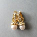 80s vintage earring