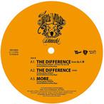 """【残りわずか/12""""】Himuki - The Difference1 feat. 仙人掌"""
