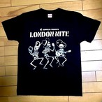 【New!】LONDON NITE Skull Tシャツ 2017