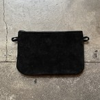 CLO Suede Pouch / Large