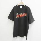 kha:ki カーキ VINTAGE BLACK TEE ヴィンテージブラックT レディース Tシャツ ビッグ ゆったり 通販 SALE セール 【返品交換不可】 (品番mil-19scs169a)