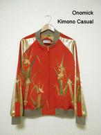 着物スカジャン Kimono Sukajan SK-254/L