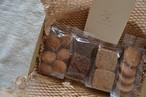 【単品購入用・ポスト便・送料込】南部小麦クッキー4種セット<6月>