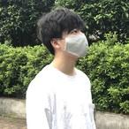 3枚組 涼感オーガニックコットン立体マスク