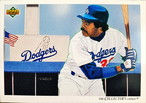 MLBカード 92UPPERDECK Eddie Murray #032 DODGERS CHECKLIST