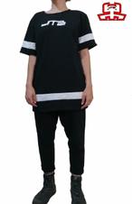 【JTB】 LINEA ロングTシャツ【ブラック】【新作】イタリアンウェア【送料無料】《M&W》