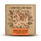 タブレットチョコ キャラメルチョコ カカオニブ&ゲランドの塩